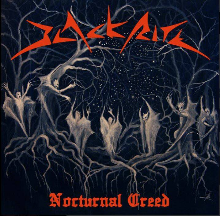 BLACK RITE Nocturnal creed CD