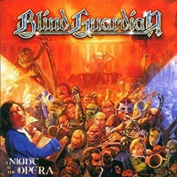 BLIND GUARDIAN A night at the opera CD