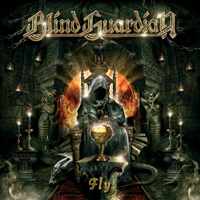 BLIND GUARDIAN FLY CD