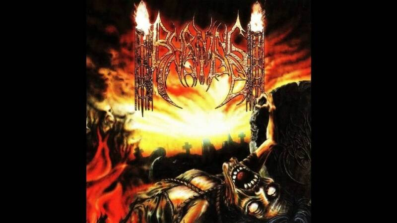 BURNING INSIDE The eve of entities CD