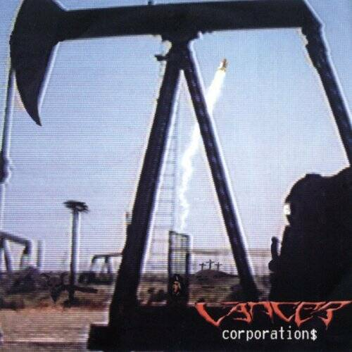 CANCER Corporations CD(E.P. in slimcase)