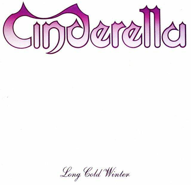 CINDERELLA LONG COLD WINTER CD