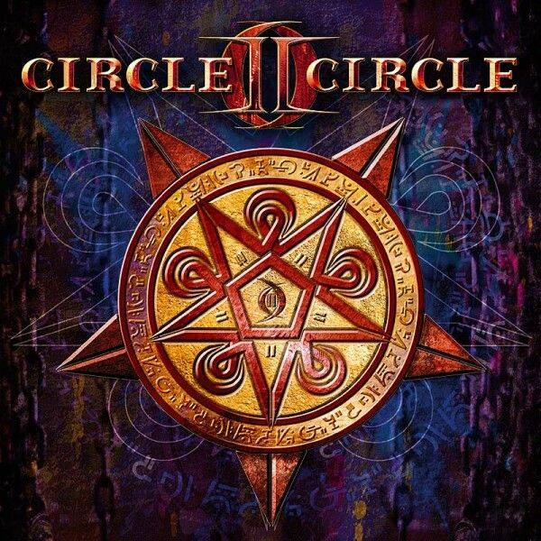 CIRCLE II CIRCLE Watching in silence CD