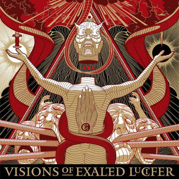 CIRITH GORGOR Visions of exalted lucifer LP