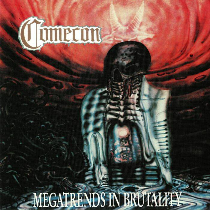COMECON Megatrends in brutality CD