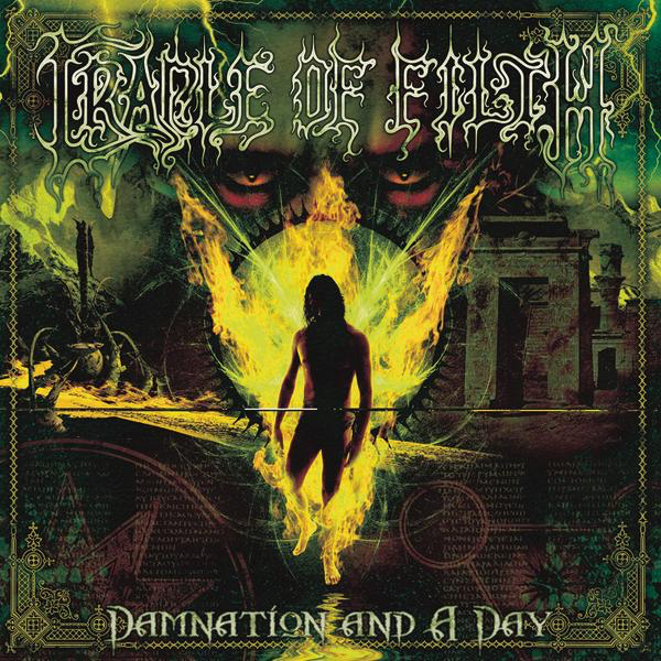 CRADLE OF FILTH Damnation and a day CD