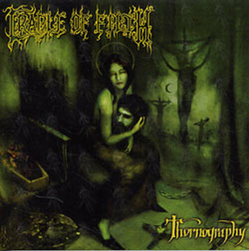 CRADLE OF FILTH Thornography CD