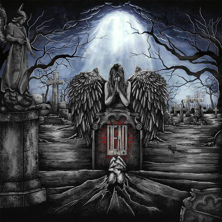 DEAD END REBORN FROM THE ANCIENT GRAVE CD