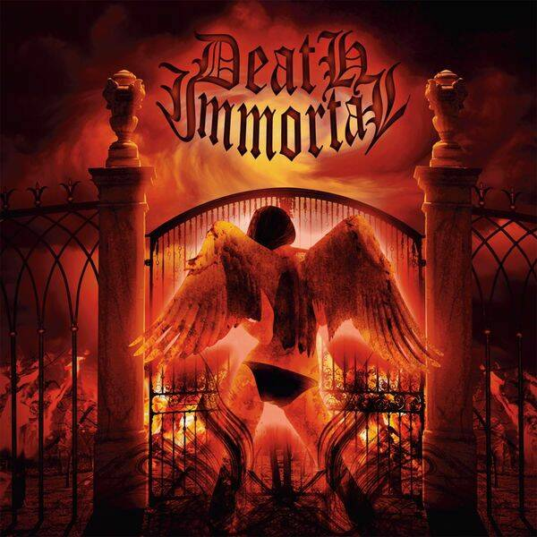 DEATH IMMORTAL RAISE THE STAKES  CD