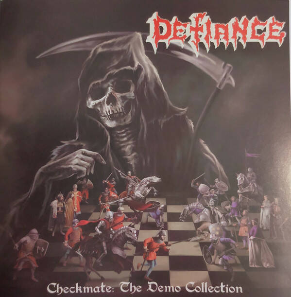 DEFIANCE Chackmate the demo collection cd