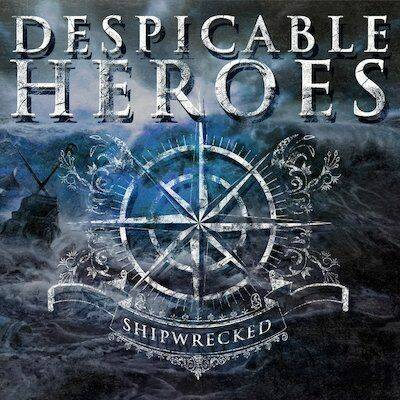 DESPICABLE HEROES Sipwrecked (digi) CD