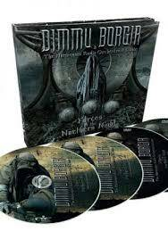 DIMMU BORGIR Forces of the northern light(dubbel CD+dubbel DVD) CD
