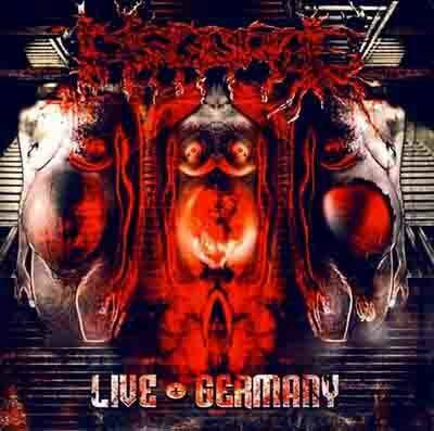 DISGORGE LIVE IN GERMANY CD