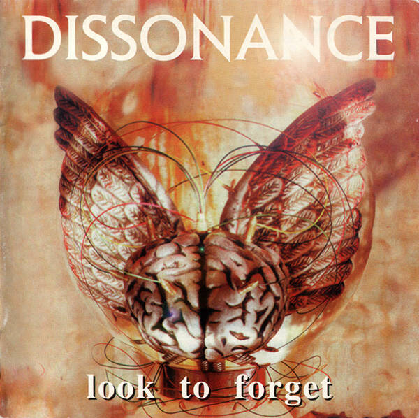 DISSONANCE Look to forget CD