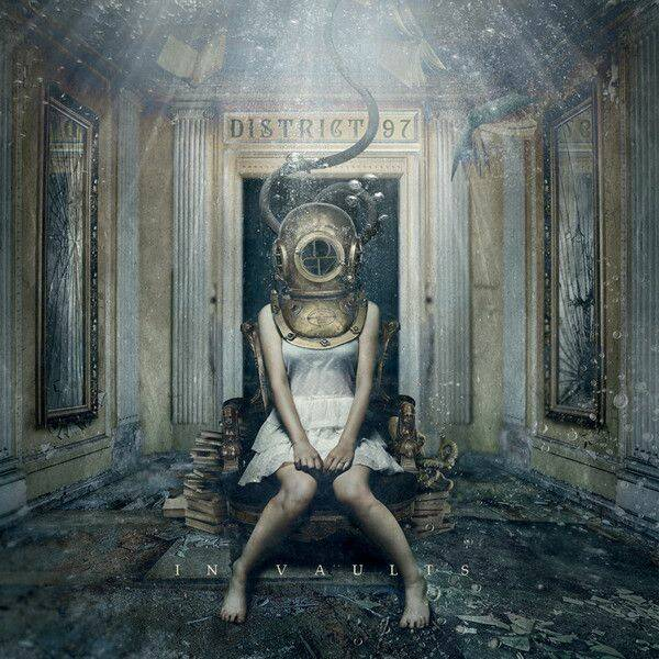 District 97 In vaults CD