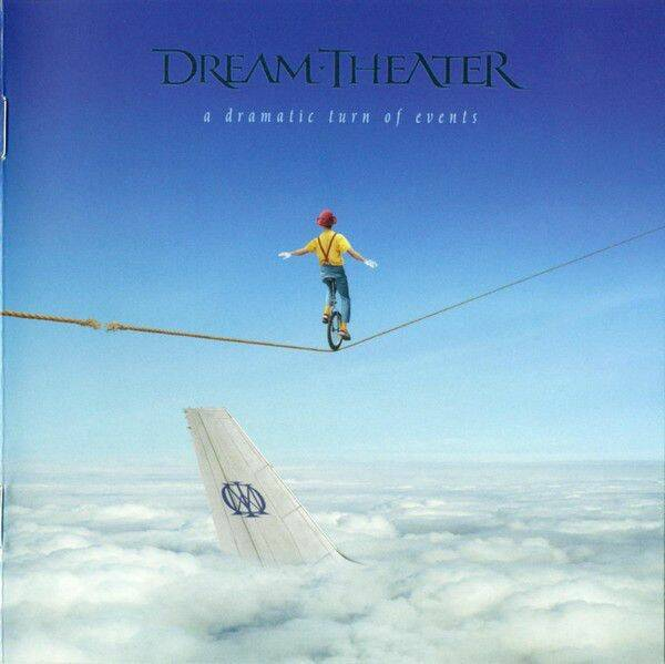 Dream Theatre A dramatic turn of events CD