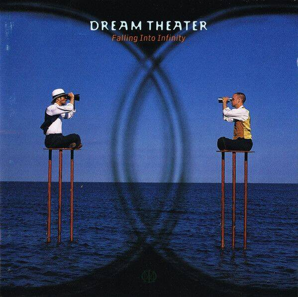 Dream Theatre Falling into infinity CD