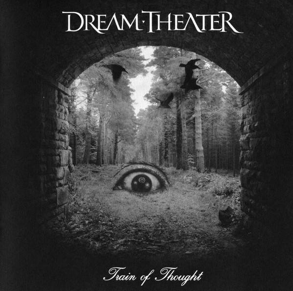 DREAM THEATRE Train of thought CD