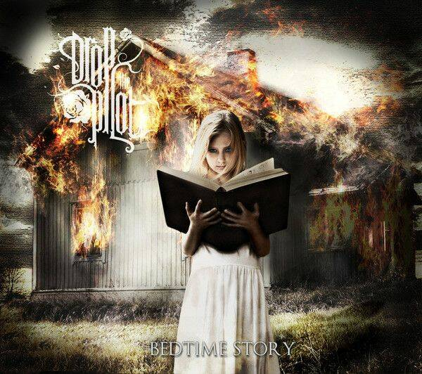 DROP THE PILOT bedtime story  E.P CD