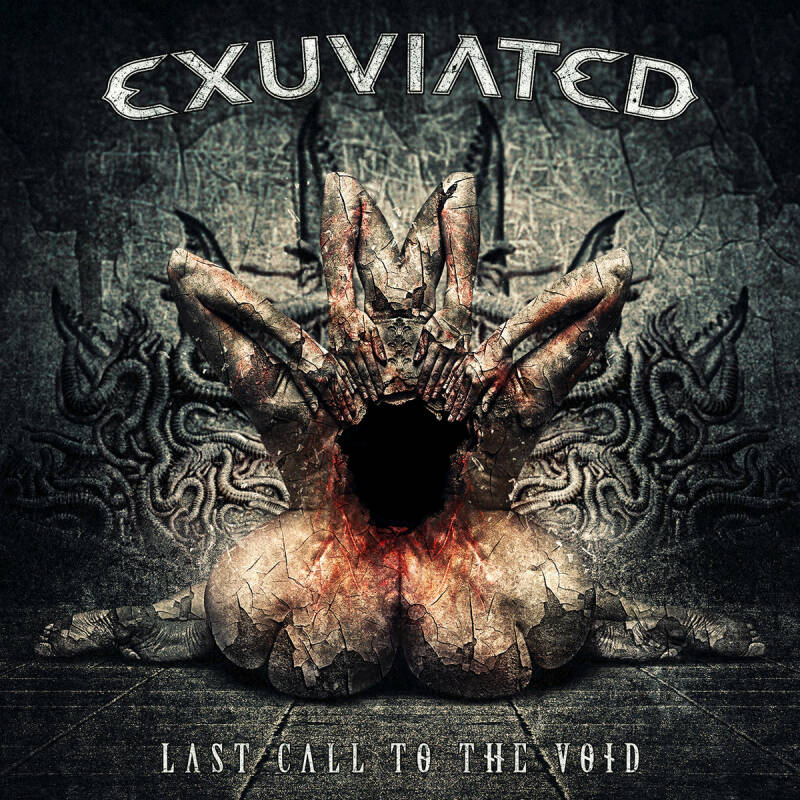EXCUVIATED Last call to the void(digi) CD
