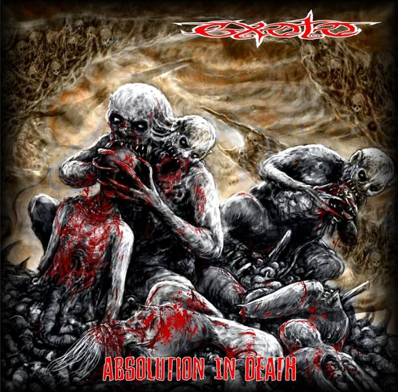 EXOTO Absolution in death CD