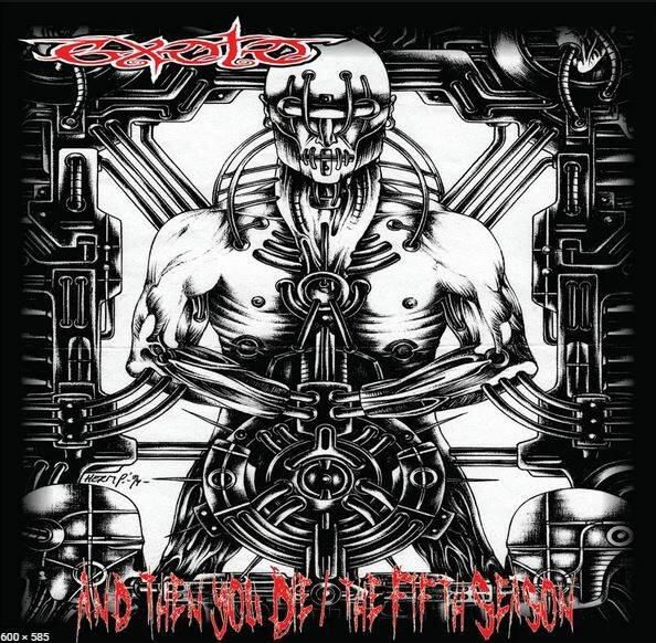 EXOTO And then you die-The fifth season CD