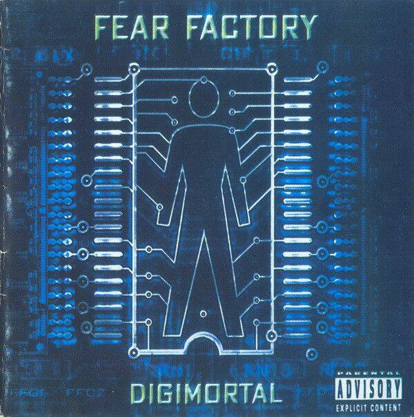 FEAR FACTORY Digimortal CD