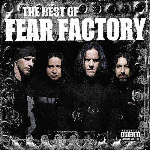 FEAR FACTORY The best of fear factory CD