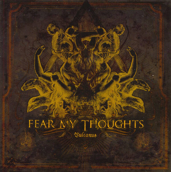 FEAR MY THOUGHTS Vulcans CD
