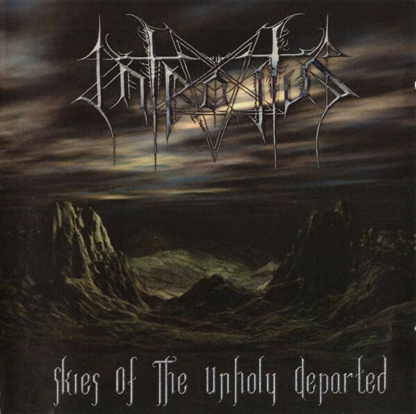 INTROITUS Skies of the unholy departed CD