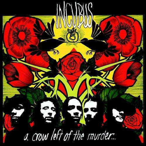 Incubus_-_A_Crow_Left_Of_The_Murder...  CD