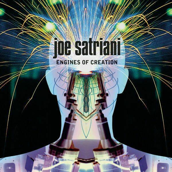 JOE SATRIANI Engines of creation CD