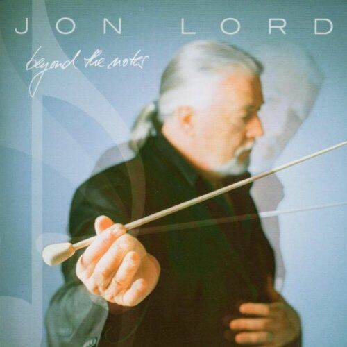 JON LORD Beyond the notes CD