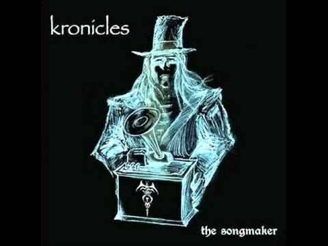Kronicles The songmaker CD