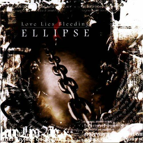 LOVE LIES BLEEDING Ellipse CD
