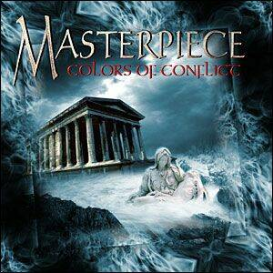 MASTERPIECE Colors of conflict CD