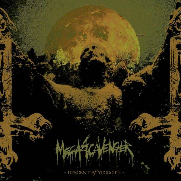 MEGASCAVENGER DESCENT OF YUGGOTH CD