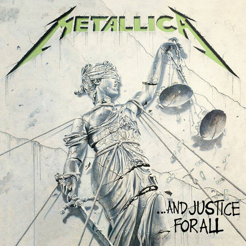 METALLICA  And justice for all CD