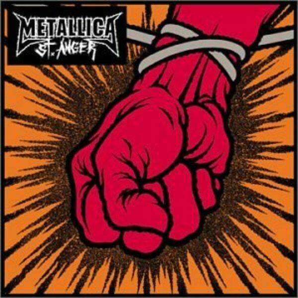 METALLICA St Anger (digi+DVD) CD