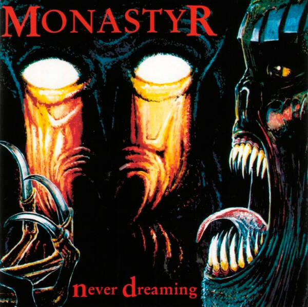 MONASTYR Never dreaming LP