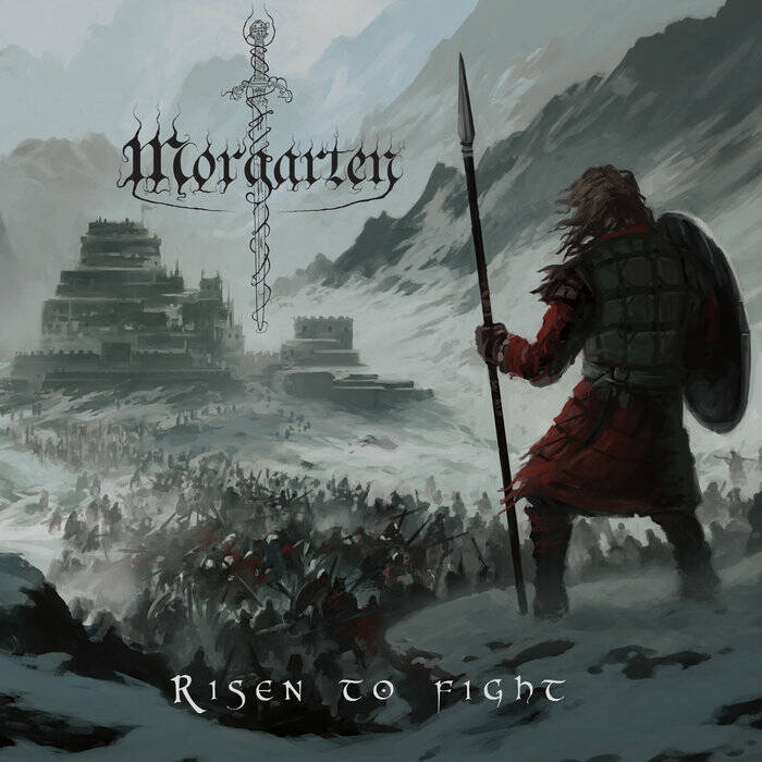 MORGARTEN Risen to fight(digi) CD