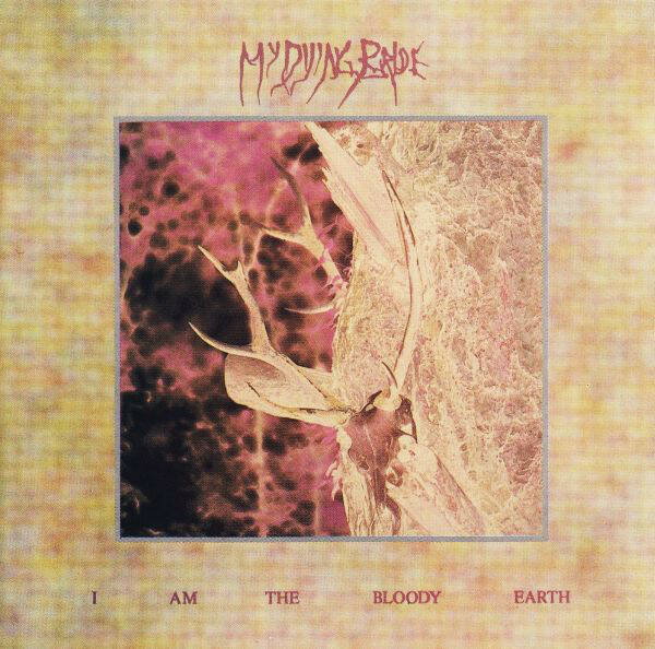 MY DYING BRIDE I am the bloody earth (E.P.) LP