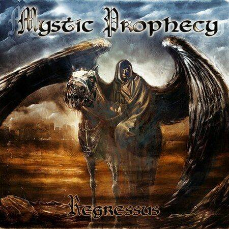 MYSTIC PROPHECY Regressus(digi) CD