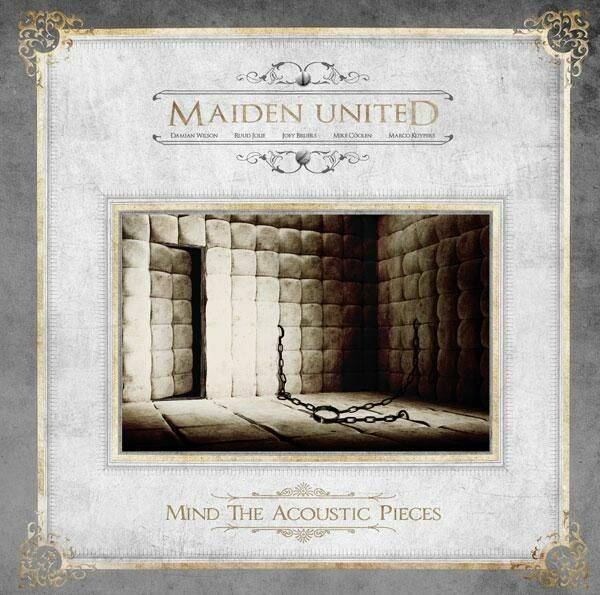 Maiden United - Mind The Acoustic Pieces CD