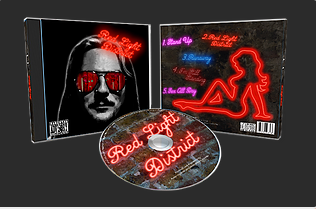 MR.MYST NEW Studio EP Red Light District CD