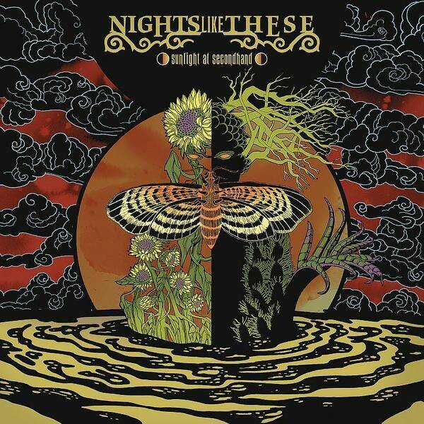 Nights like these sunlight at second hand CD