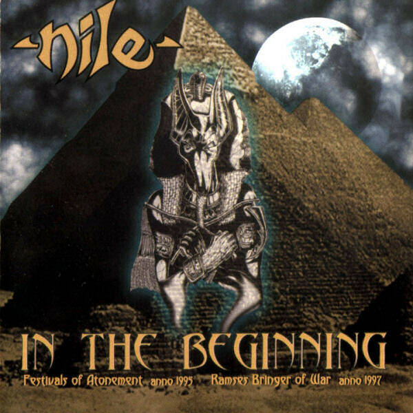 NILE  In the beginning (special edition 2017 ) LP