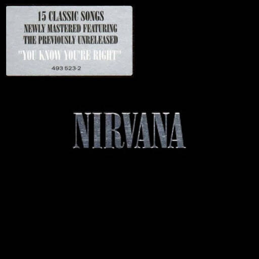 NIRVANA Nirvana (best of)(2002) CD
