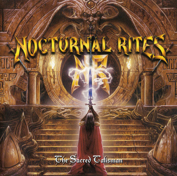 NOCTURNAL RITES The sacred talisman CD