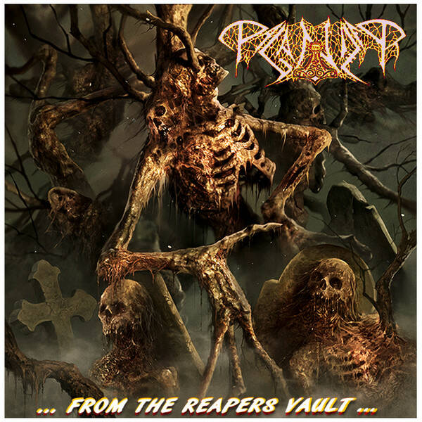 PAGANIZER From the reapers vault (digi) CD